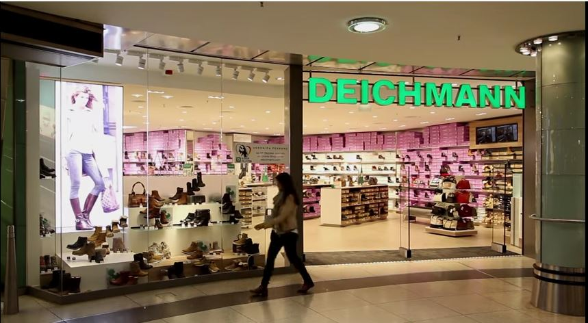 Video Deichmann Leipzig Dynamic Shop Window