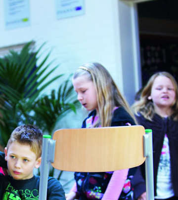 Lighting up the classrooms in lower Austria with Schoolvision by Philips Lighting