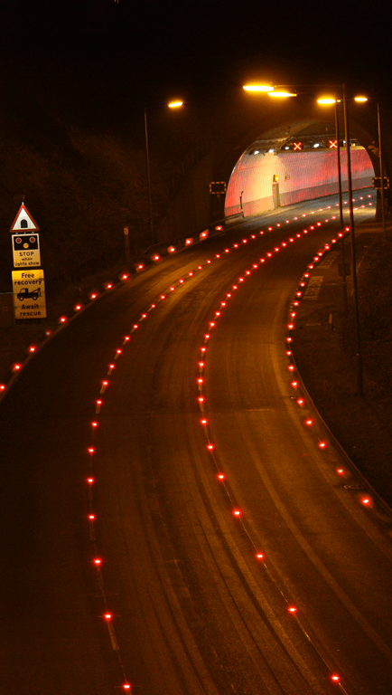 ONROADLED markers by Philips Lighting